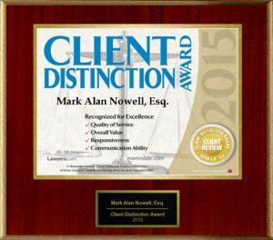 Client Award